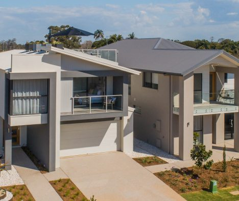 New Display Homes now open at Rochedale