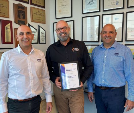 Ownit Homes celebrates 40 years as a Master Builder in Queensland
